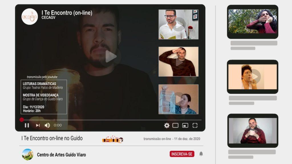 I Te Encontro (On-line) no Guido