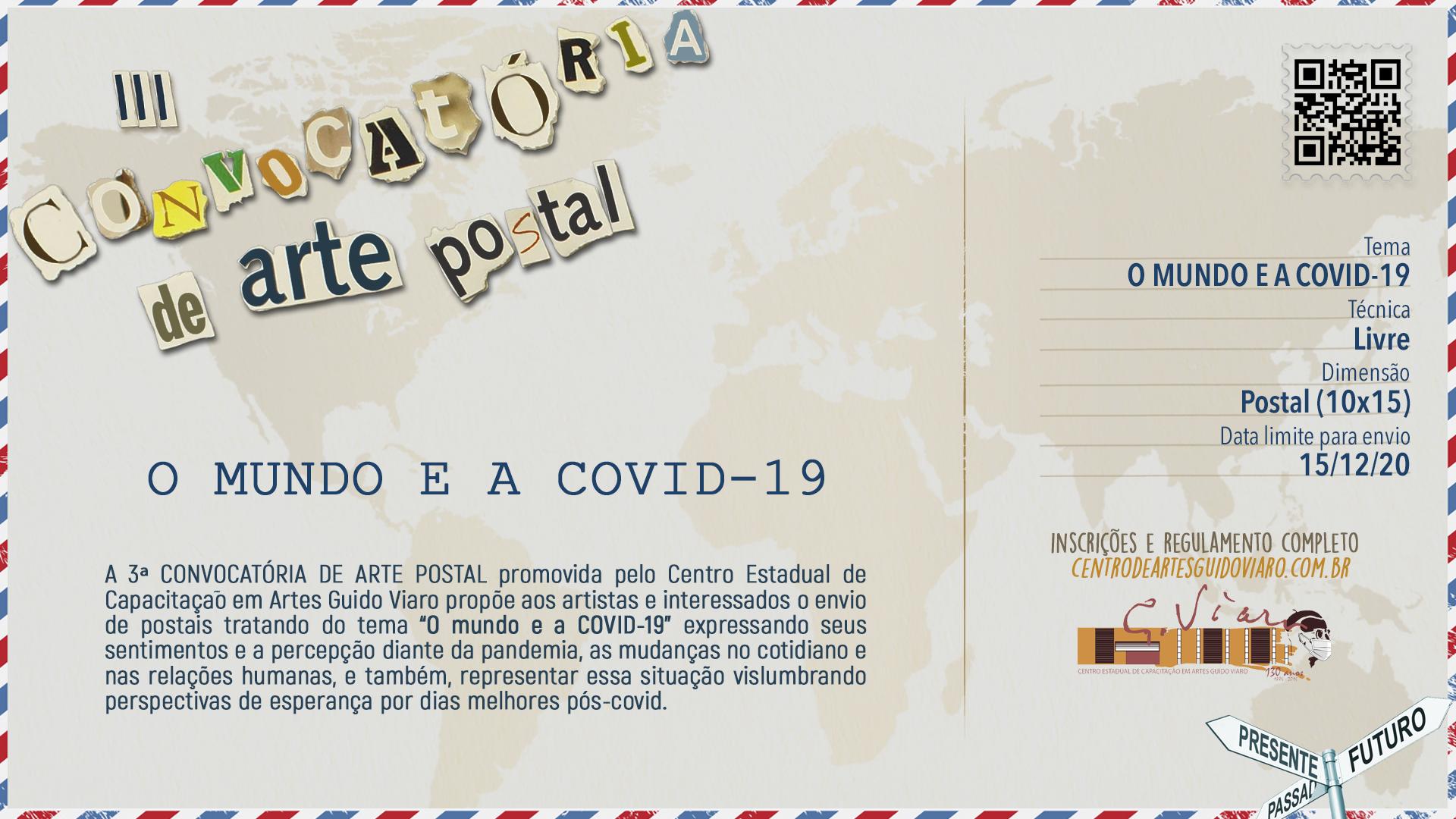 III Convocatória Arte Postal